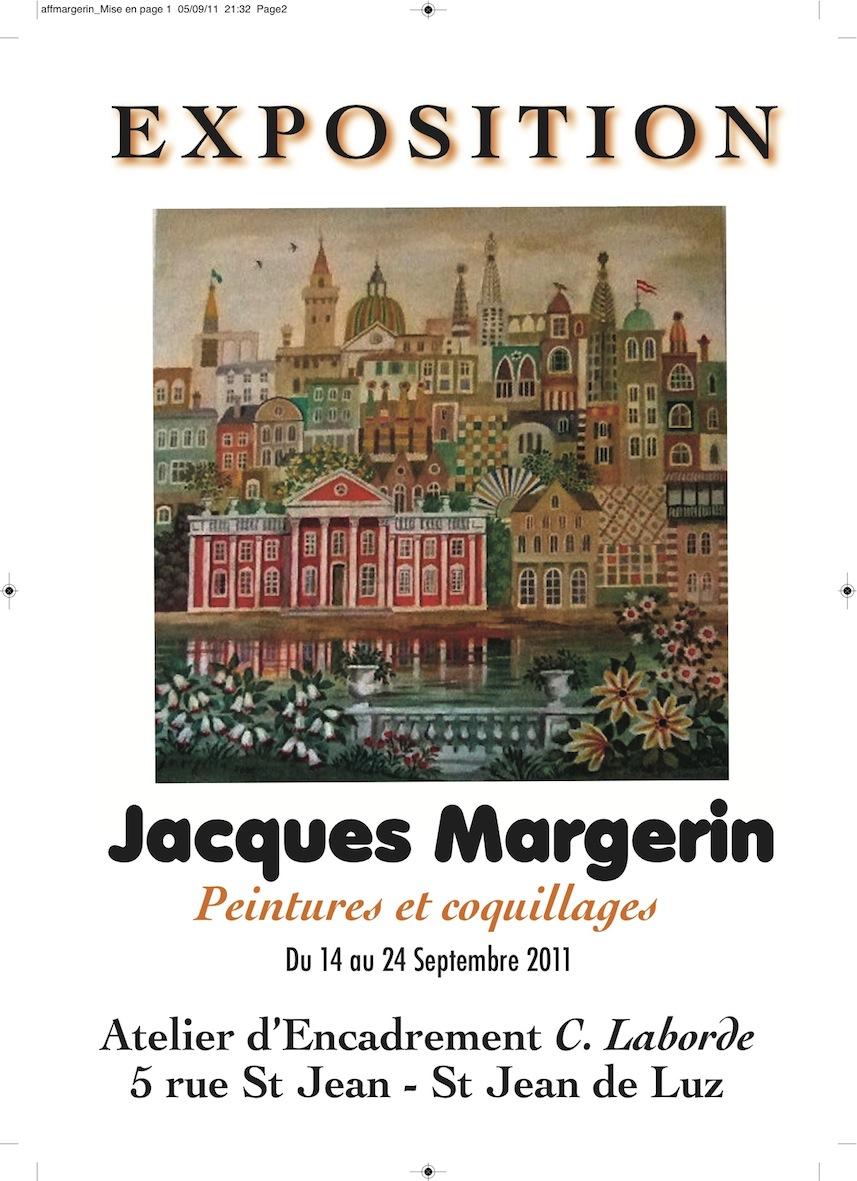 jacques maergerin coquillages