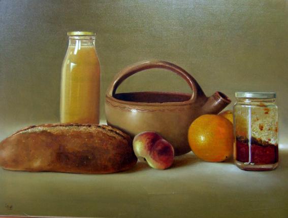 Bien-aimé vente de peintures d'art contemporains du Pays Basque peio etxe  VN87